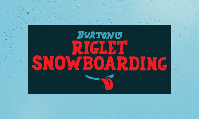 Burton Riglet Snowboard Workshop